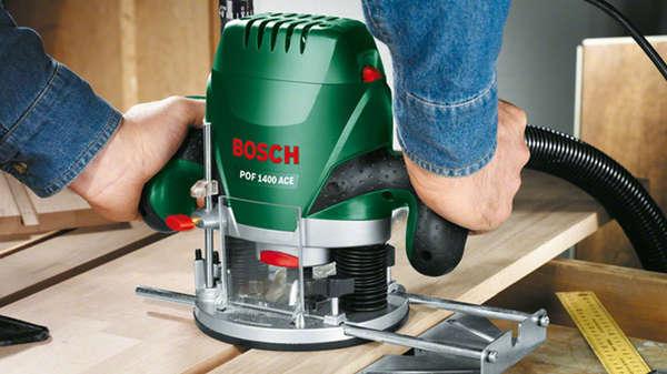 Défonceuse Bosch 1400